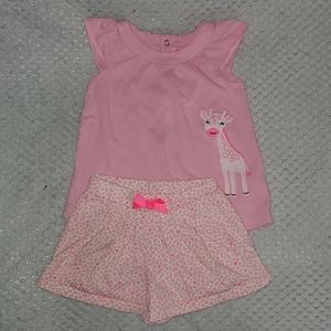 Baby girl spring/summer outfit